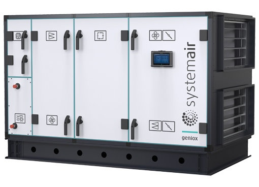 Highly customized & Energy Efficient AHUs